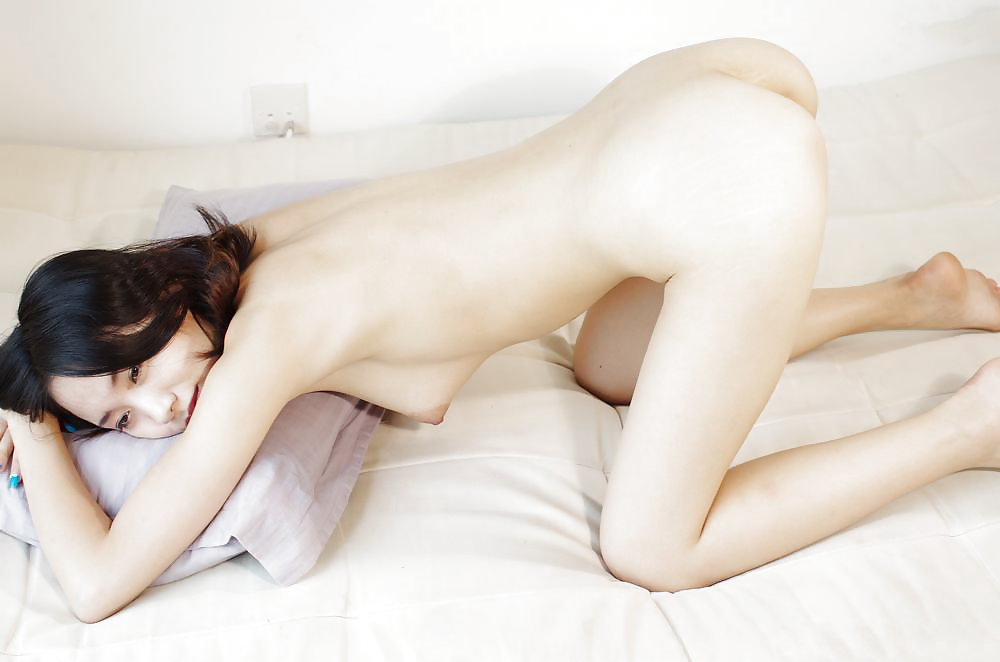 Chinese college babe nude pic