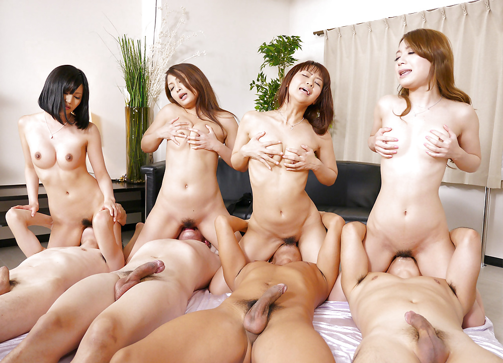 Group naked japan