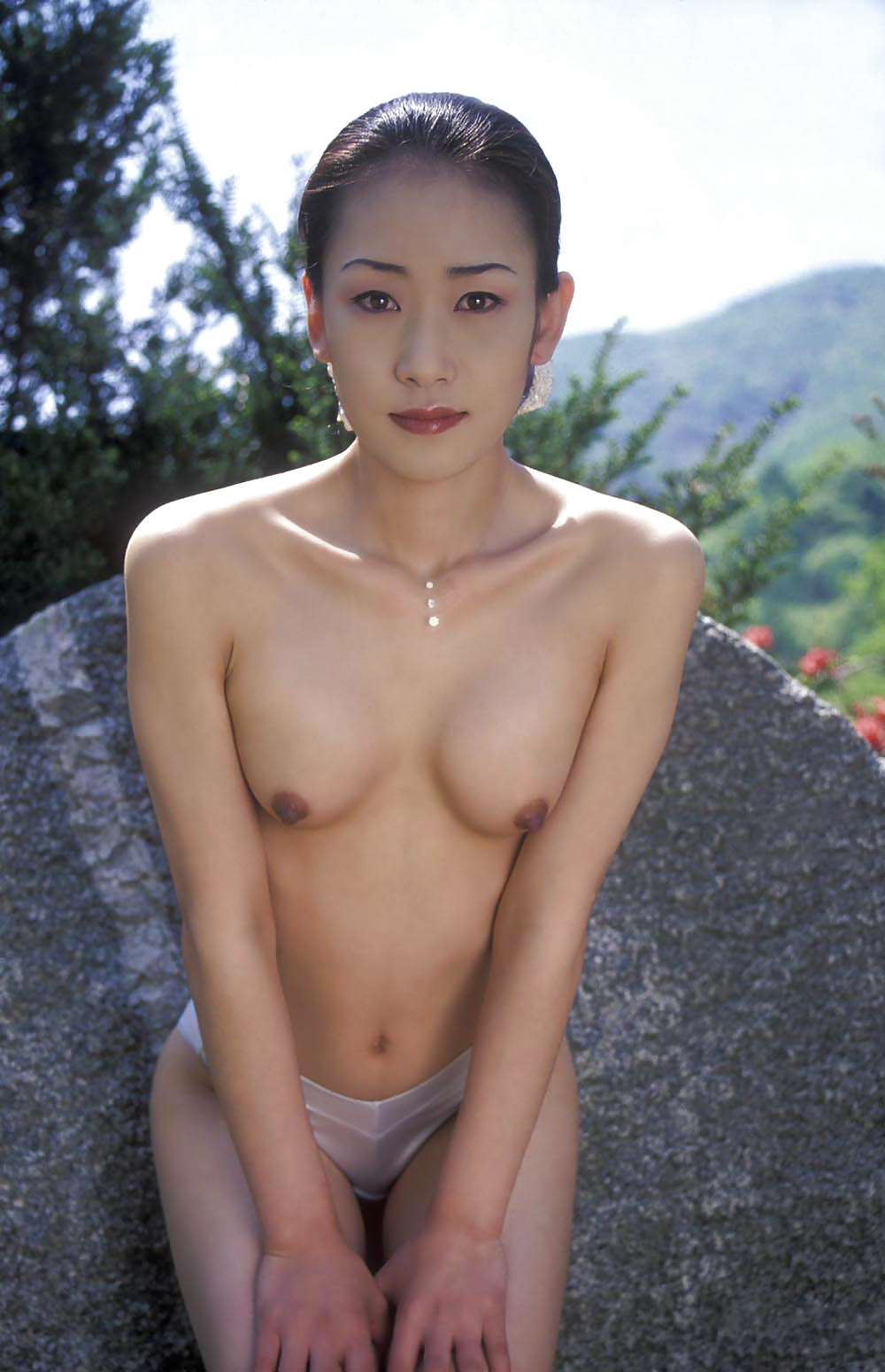 korean nude college