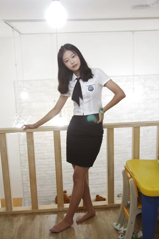 Amateur Asians: Korean teen photoshoot part 2