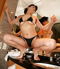 Miki Satou - Beautiful Japanese MILF